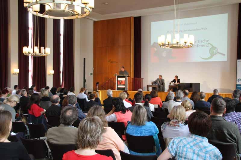 Kritische Islamkonferenz 2013