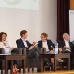 Podium: Allianzen für die transkulturelle Gesellschaft