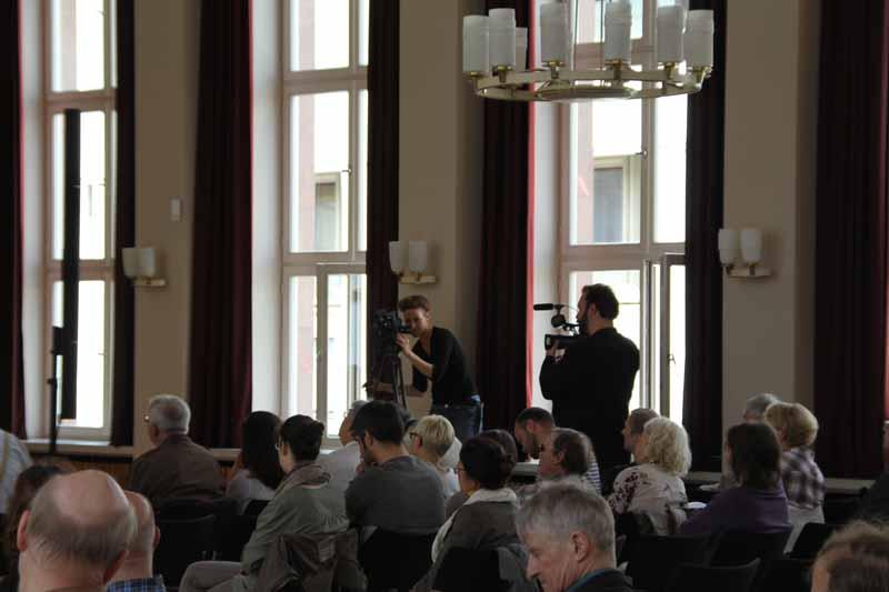 Publikum und Medien